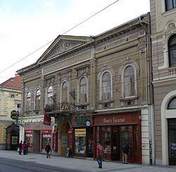 A Miskolci Takarékpénztár épülete – Wikipédia 192e3dd139