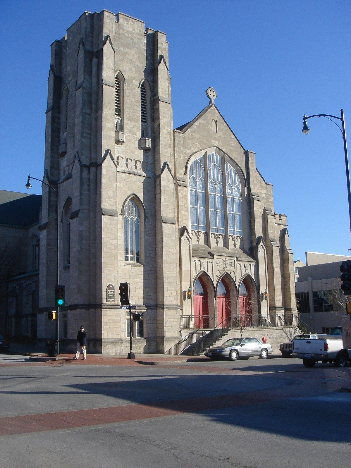 Missouri United Methodist Church Wikipedia