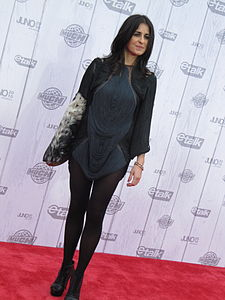 MisstressBarbara Red Carpet at Juno Awards 2010.JPG