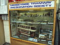 Model tram at the Wirral Transport Museum - DSC03315.JPG