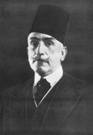 Mohammed Ali Tewfik - Mohammed Ali Tewfik