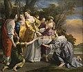 Moisés salvado de las aguas (Orazio Gentileschi).jpg