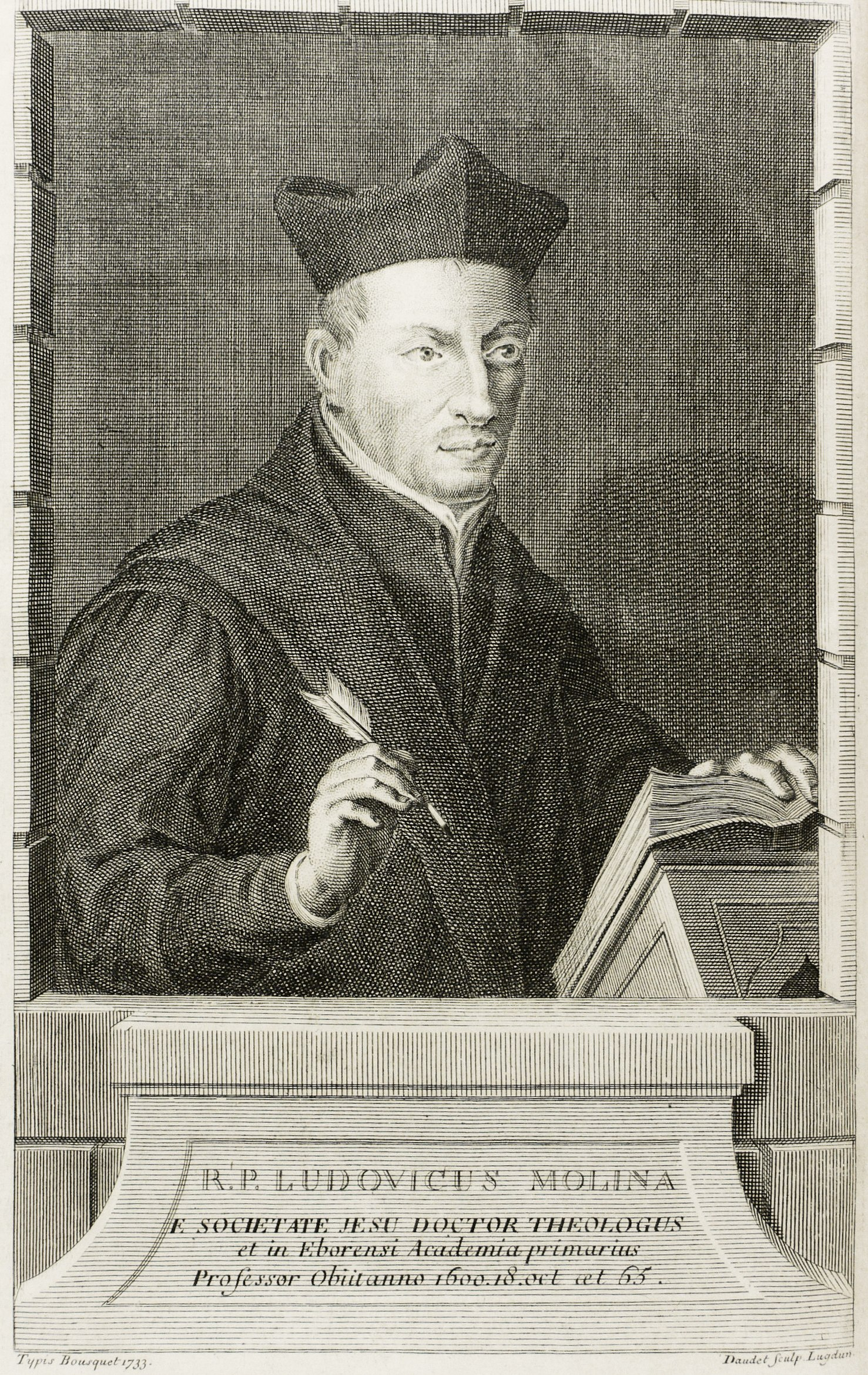 Picture of Luis de Molina