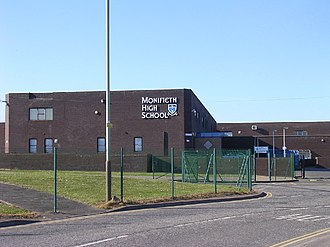 Monifieth - Monifieth High School