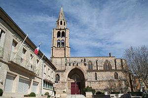 Montagnac, Hérault - Église Saint-André