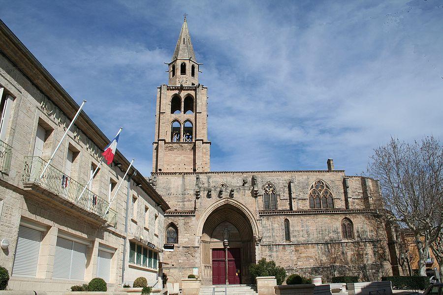 Montagnac (Hérault) - Église Saint-André.