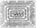 Montfoucon — Griechische und Römische Alterthümer... — Heeresformation mit vierfacher Front..jpg