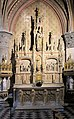 Montreuil (Pas-de-Calais), church Saint-Saulve, altar-2.JPG