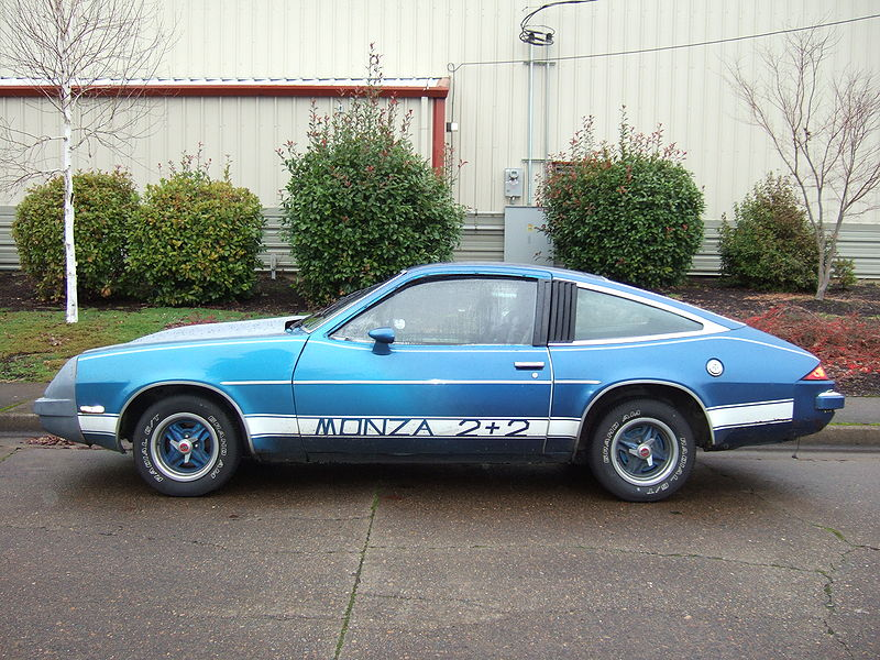 Chevy Monza Spyder Pro Touring