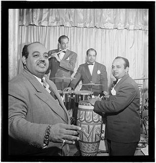 Noro Morales Puerto Rican musician