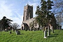 Morchard Bishop, St Mary's church - geograph.org.uk - 357282.jpg