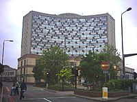Morden Civic Centre, London Road. - geograph.org.uk - 21466.jpg