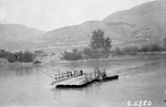 Morrin Ferry, Red Deer River, Alberta, 1922.png