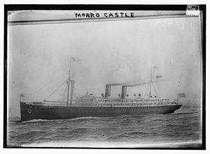 SS Morro Castle (1900) - Image: Morro Castle 4408111657 1b 41e 83e 22 o