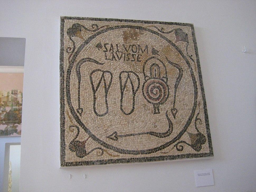 Mosaic Sabratha 05