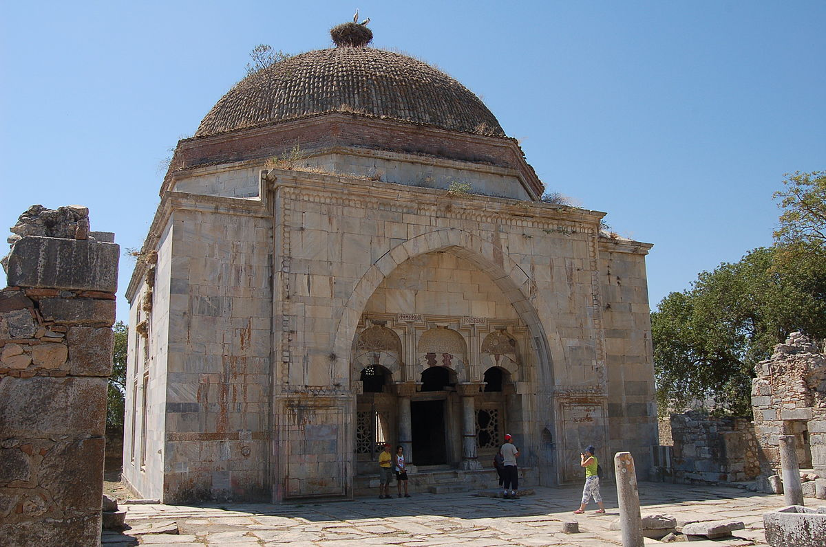 Mosque Wikipedia: İlyas Bey Mosque