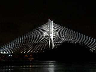 bridge in Poland