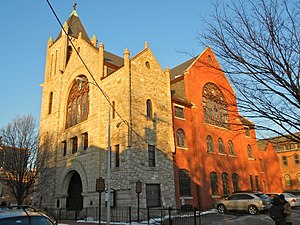Mother Bethel A.M.E. Church - Image: Mother Bethel Philly a