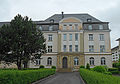 Mother house of the Franciscan nuns, Belair, Luxembourg, June 2012.jpg