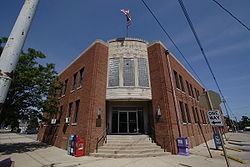 Mount Vernon, Illinois City Hall.JPG