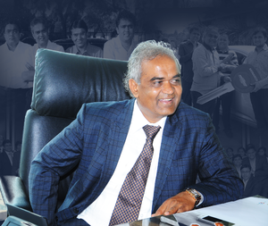 Savji Dholakia - Mr. Savji Dholakia - Founder and Chairman - Hari Krishna Group