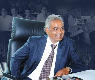 Savji Dholakia - Mr. Savji Dholakia - Founder and Chairman - Hari Krishna Group