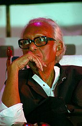An image of Mrinal Sen