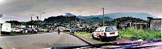 Mount Cameroon - Image: Mt.Cameroon