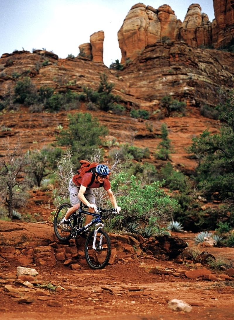 Mountain Biking Fun Excitement For All Levels In Sedona