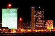 Air India Building(leftmost) in Mumbai