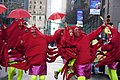 Mummers Parade on New Year's day, Philadelphia, Pennsylvania LOC 11587115856.jpg