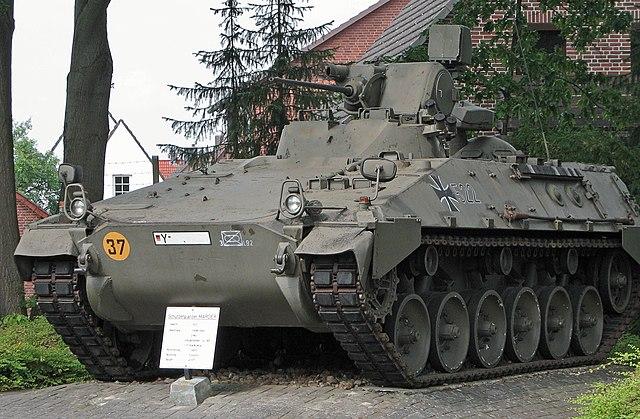 Marder 1 serie III prototype