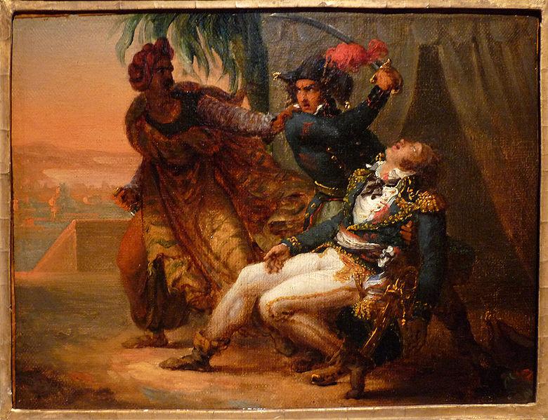 File:Musée historique de Strasbourg-Assassinat de Kléber.jpg