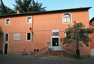 Museo di Roma in Trastevere - Image: Museo di Roma in Trastevere