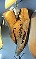 Museo ferragamo, modello per calzature su misura di audrey hepburn.JPG