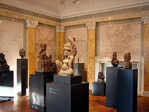 Rietberg Museum - Image: Museum Rietberg 01