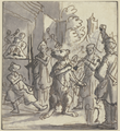 Musicians with performing bear (SM 5522z).png