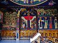 Nürnberg Rumänisch-orthodoxe Metropolitankathedrale Innen 6.JPG