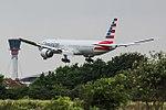 N733AR Boeing 777 American (35552929405).jpg