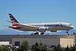 N806AA Boeing 787-8 Boeing (American Airlines) PAE 29JUL15.jpg