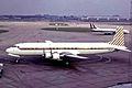 N904ME DC-7C Starflights Inc LHR 03MAR64 (5575617272).jpg