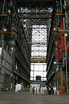 NASA KSC Vehicle Assembly Building inside (5139303291).jpg