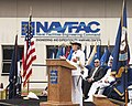 NAVFAC EXWC Change of Command ceremony, Naval Base Ventura County, Port Hueneme, Calif. - July 26, 2013 (9410352069).jpg
