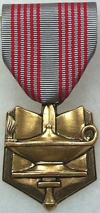 Superior Cadet Decoration Award - Superior Junior Cadet Decoration Award Medal (NDCC)