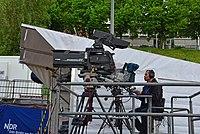 NDR Fernsehkamera – 825. Hamburger Hafengeburtstag 2014 01.jpg