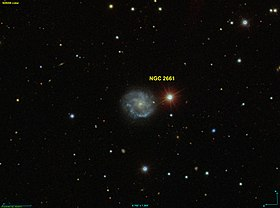 Image illustrative de l'article NGC 2661