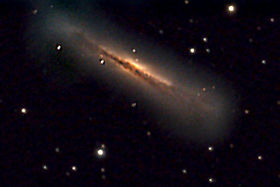 NGC 3628. Credit:Scott Anttila.