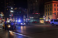 NOPD On Canal Street at night.jpg