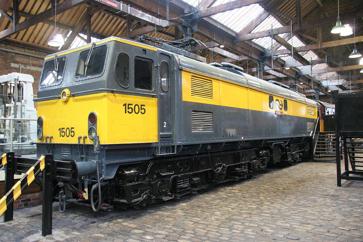 NS Class 1500 - Wikipedia