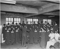 NYA-Missouri-large group of young men and women in choir being directed by man holding baton - NARA - 196049.tif
